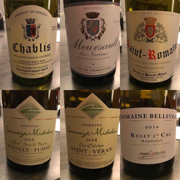 Witte Bourgognes