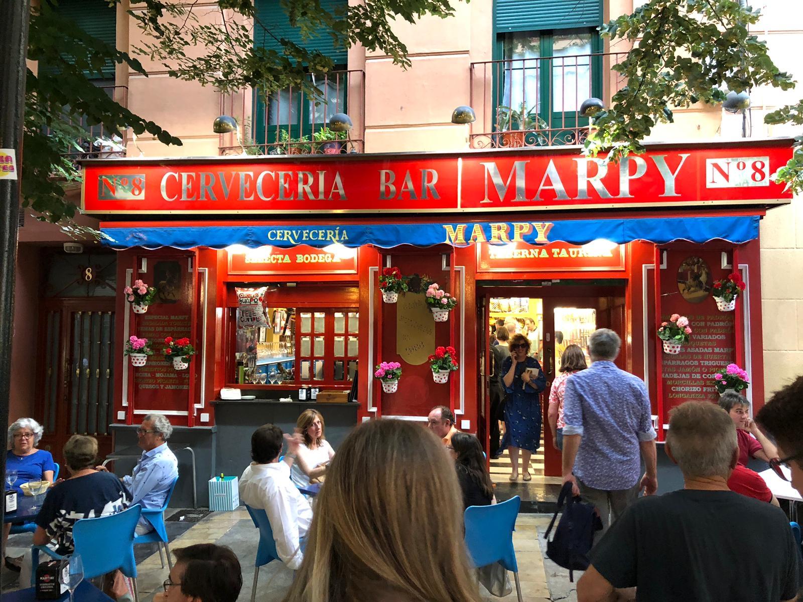 Tapas bar Zaragoza