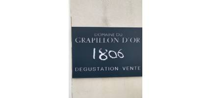 Grapillon d'Or, Gigondas