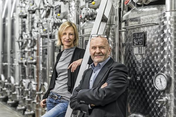 Horst en Sandra Sauer