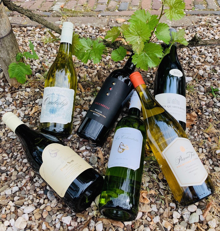Wijnen met laag alcoholpercentage