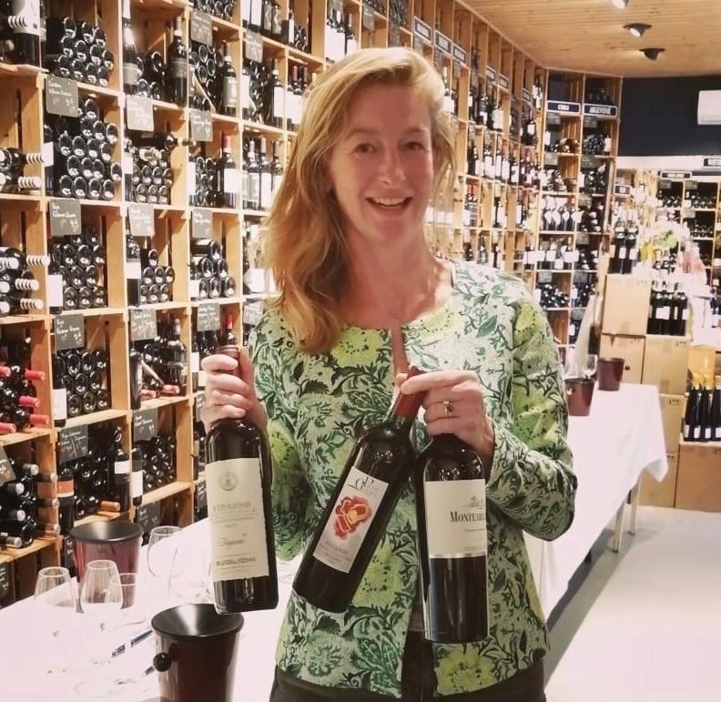 Wijncursus Mariska