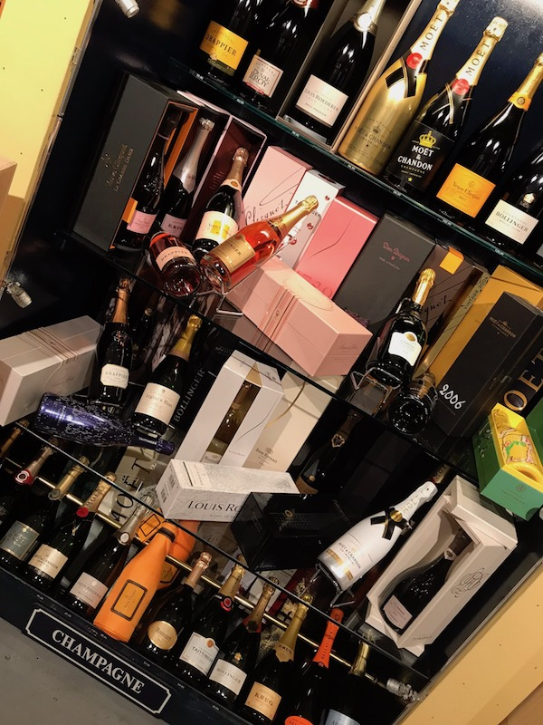 Champagneassortiment
